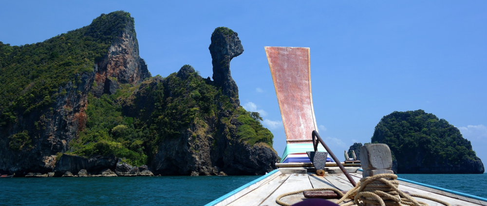 long boat chicken island