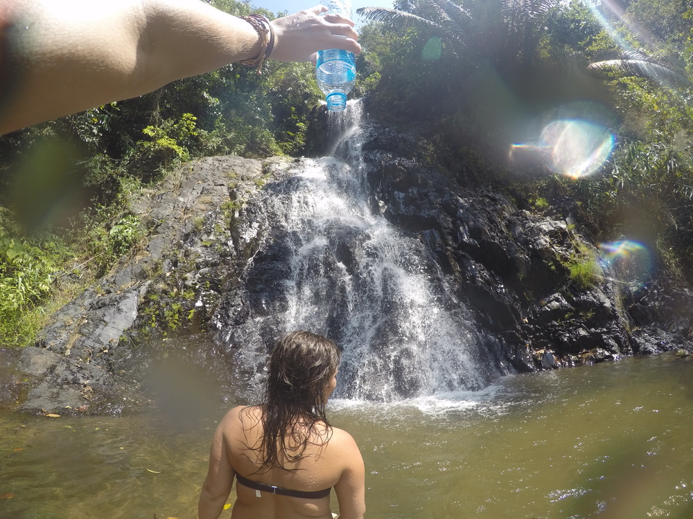 huay toh waterfall
