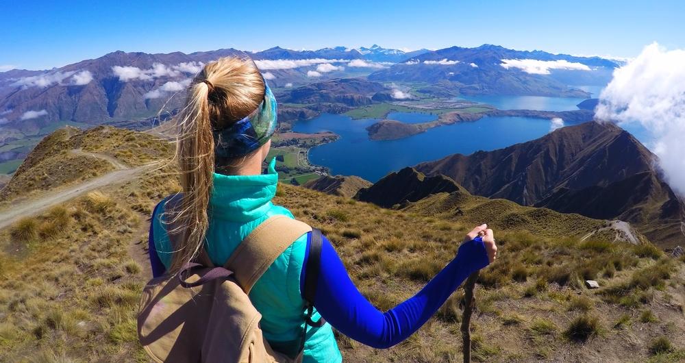 roys peak new zealand day hike
