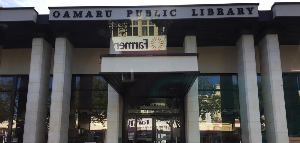 oamaru public library