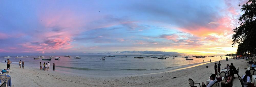 alona beach, panglao bohol