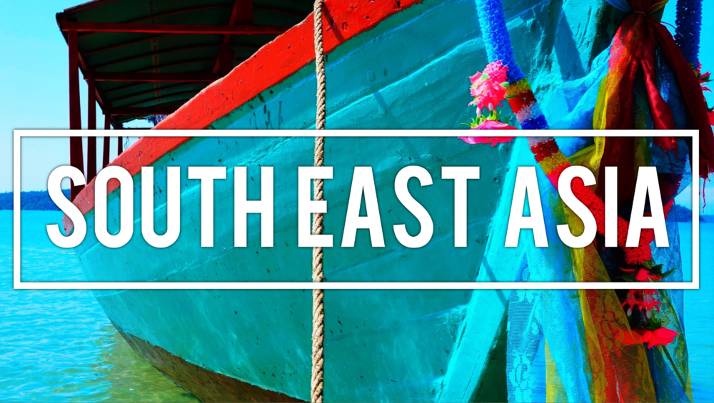 south east asia travel destinations