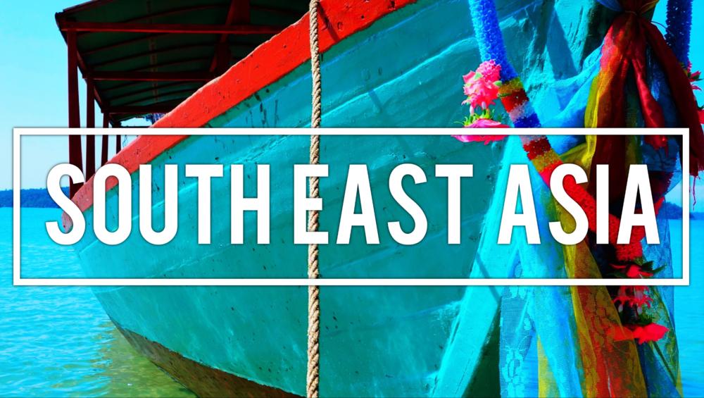 south east asia travel destinations