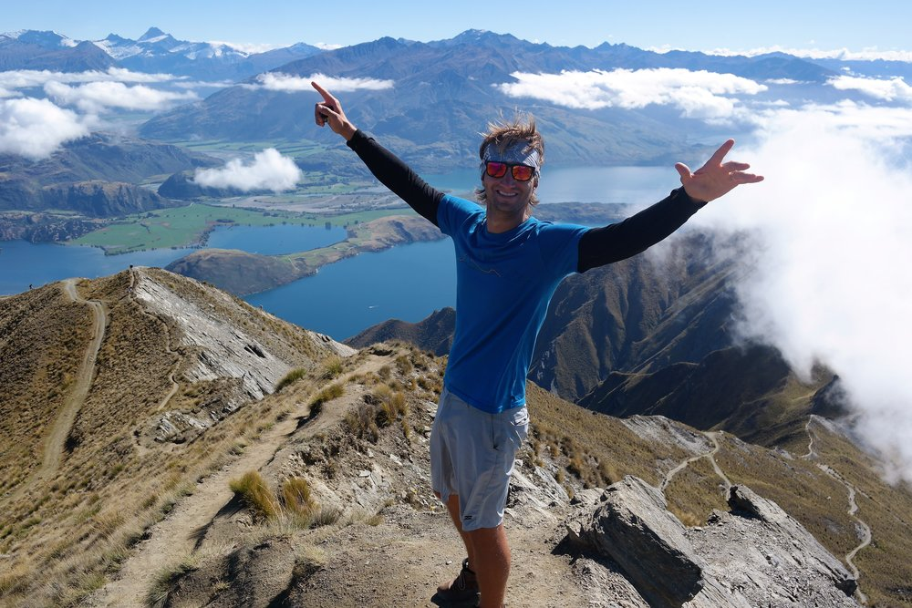 BUCKET LIST: Hike Mt. Roy in Wanaka, South Island. Make sure to start early, it's a tough one!