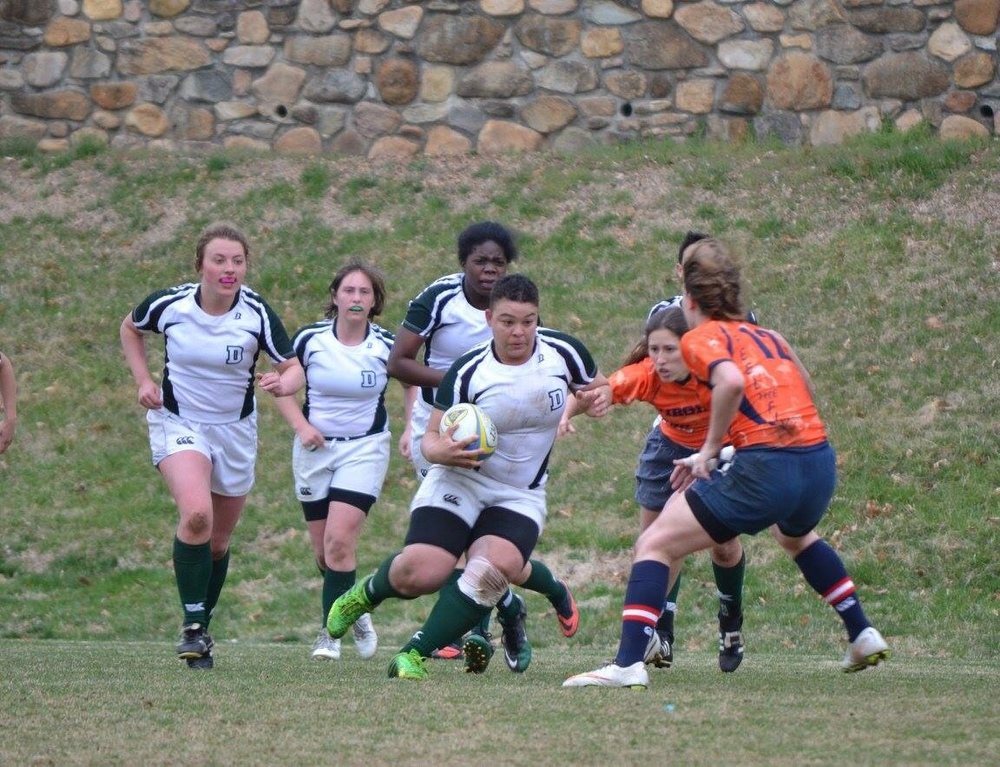 Women's Rugby to become Dartmouth's 35th Varsity Sport