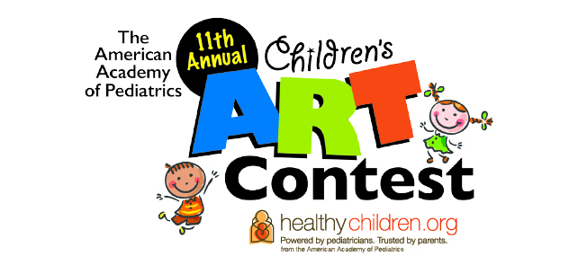 Calling All Budding Artists Enter The American Academy Of Pediatrics Childrens Art Contest For A Chance To Win 500 And Family Trip Washington DC