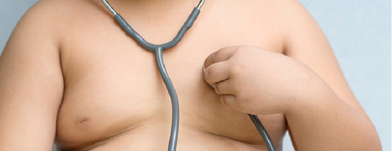 Childhood obesity predicts adult onset type 2 diabetes and heart disease