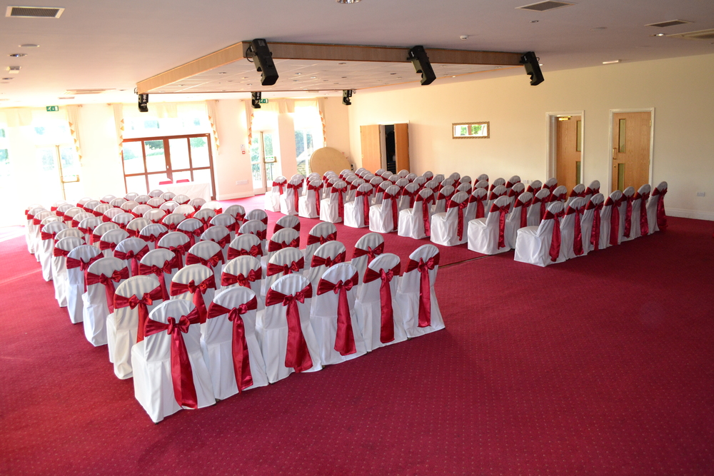 Chair Covers - Bagden Hall, Huddersfield & Barnsley