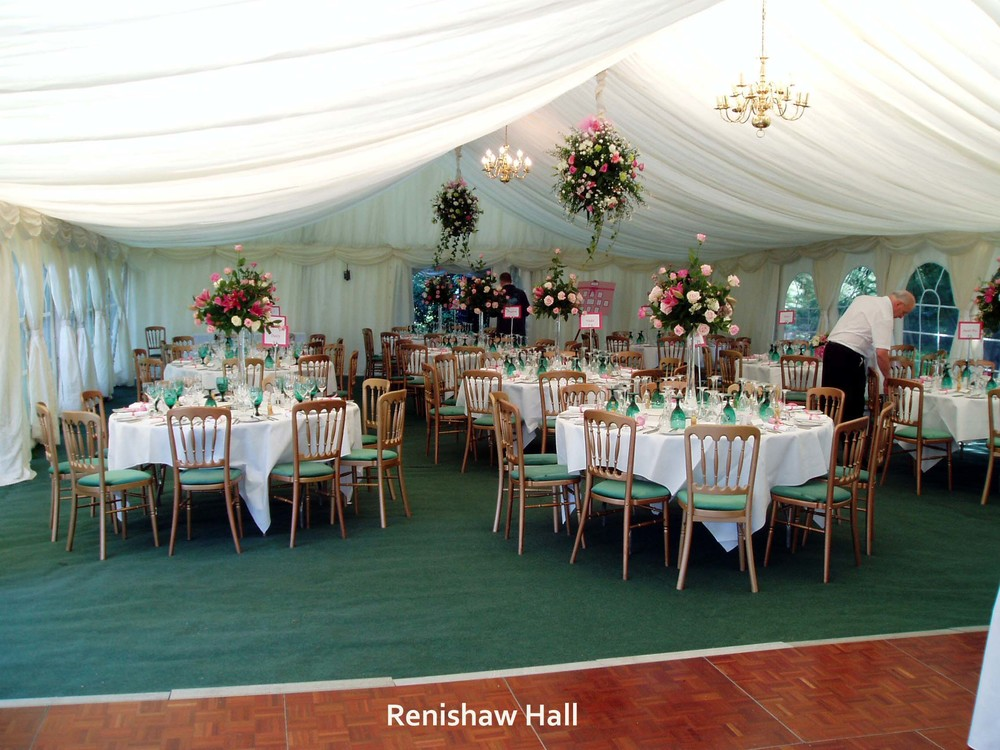 Renishaw Hall, Chesterfield