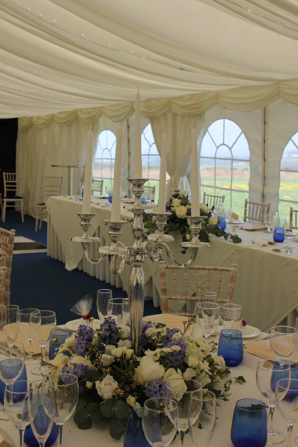Three Acres Marquee, Shelley