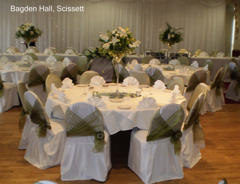 Bagden Hall Chair covers & table centre pieces.jpg