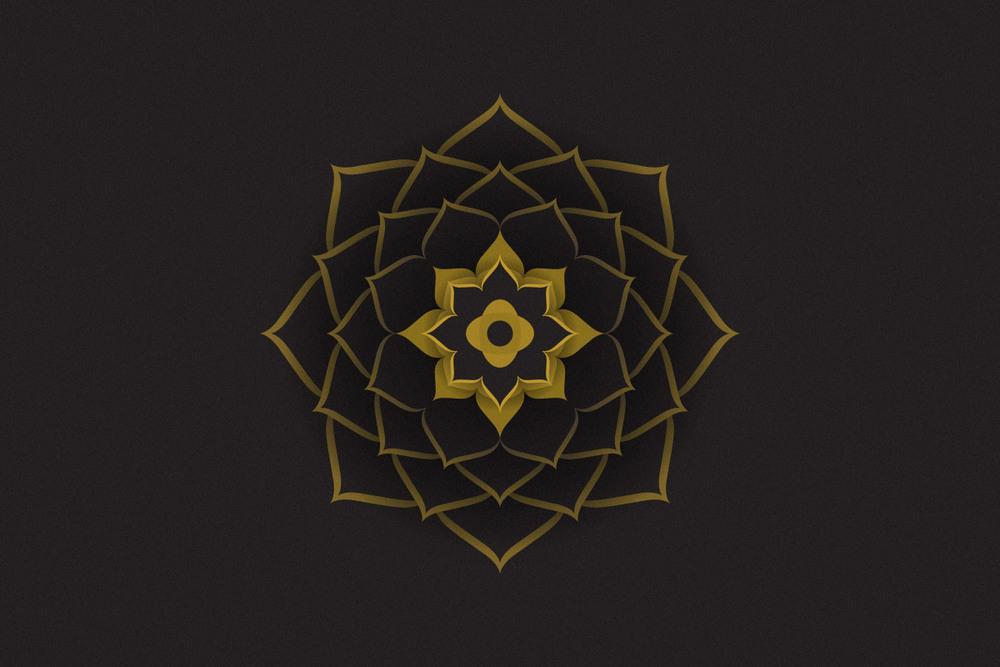 Sacred Lotus Brand Identity Sadek Bazaraa