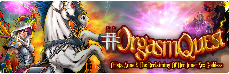 Orgasm Quest Header