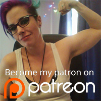 Support Crista Anne on Patreon