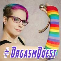 Visit #OrgasmQuest