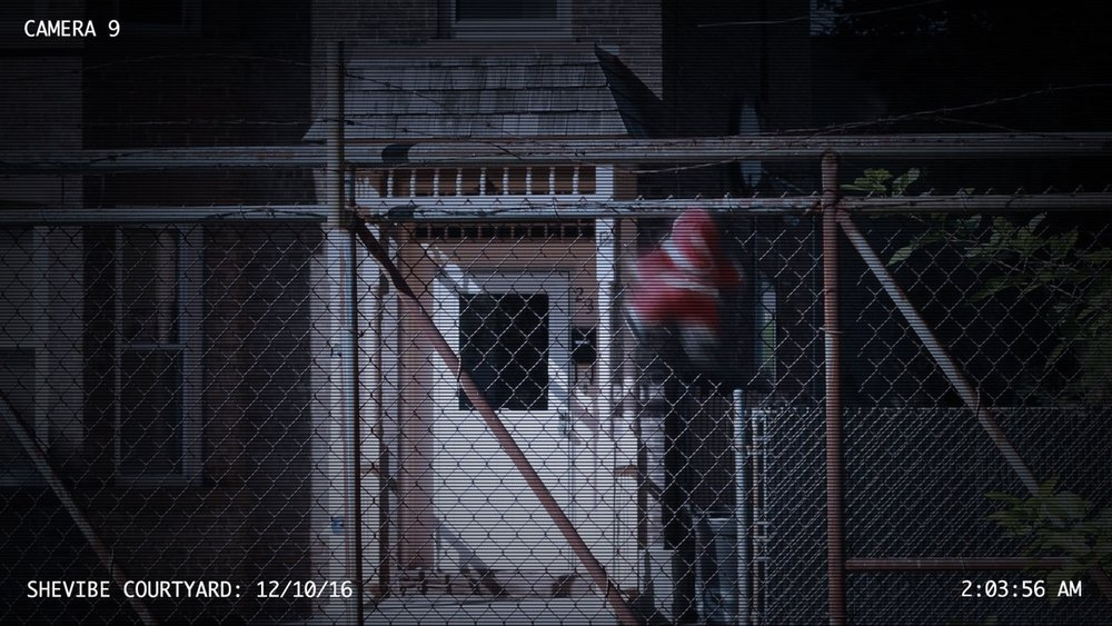 Goddamn, he's fast. You see him go up that fence?!