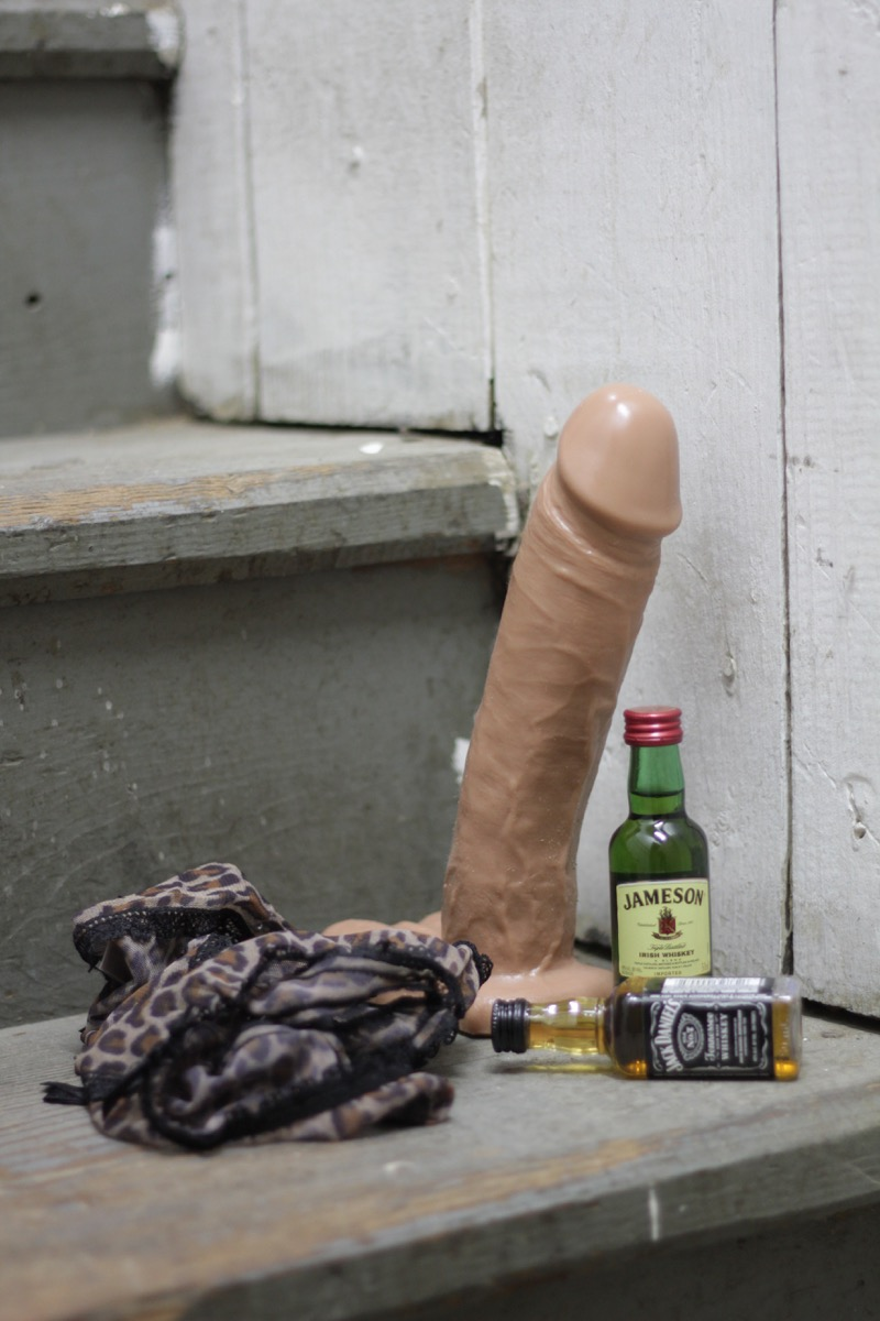 Ok, whatever. It's Friday night and we'll probably get drunk and use Vixen dildos too.