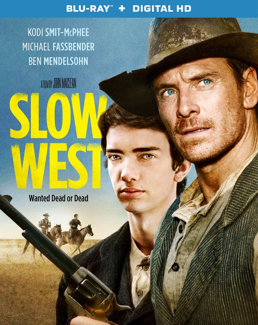 Unfortunately, the home video cover makes it looklike an 80's direct to TV western that Tom Selleck pulled out of at the last minute.