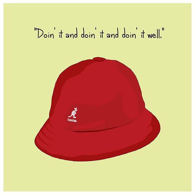 #llcoolj #kangol #buckethat #oldschool #hiphop #hiphopart #rap #oldschoolrap