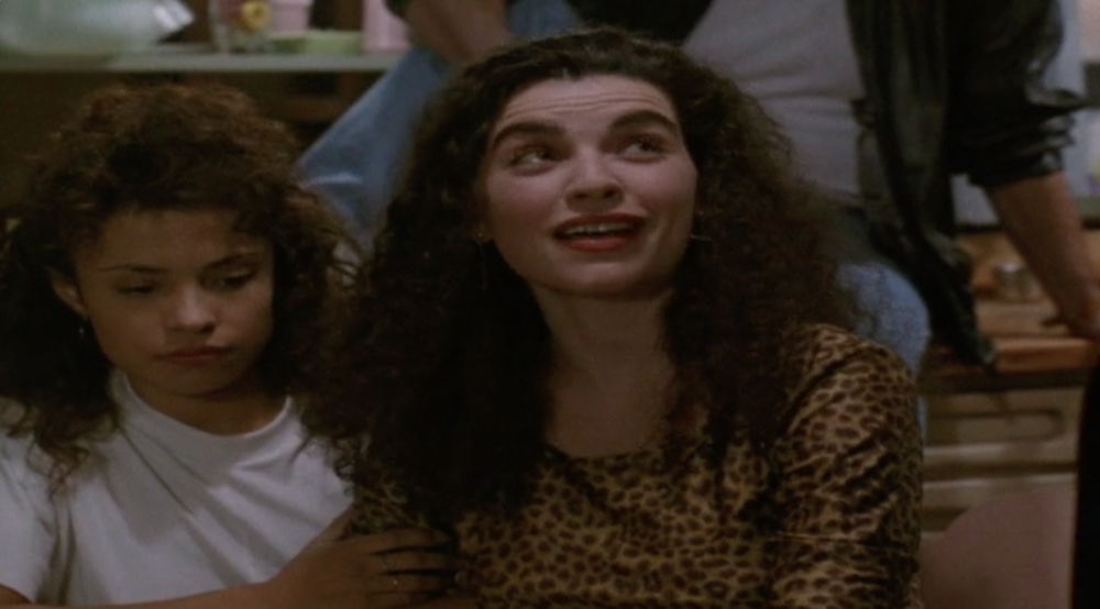 Julianna Margulies first appearance on film.