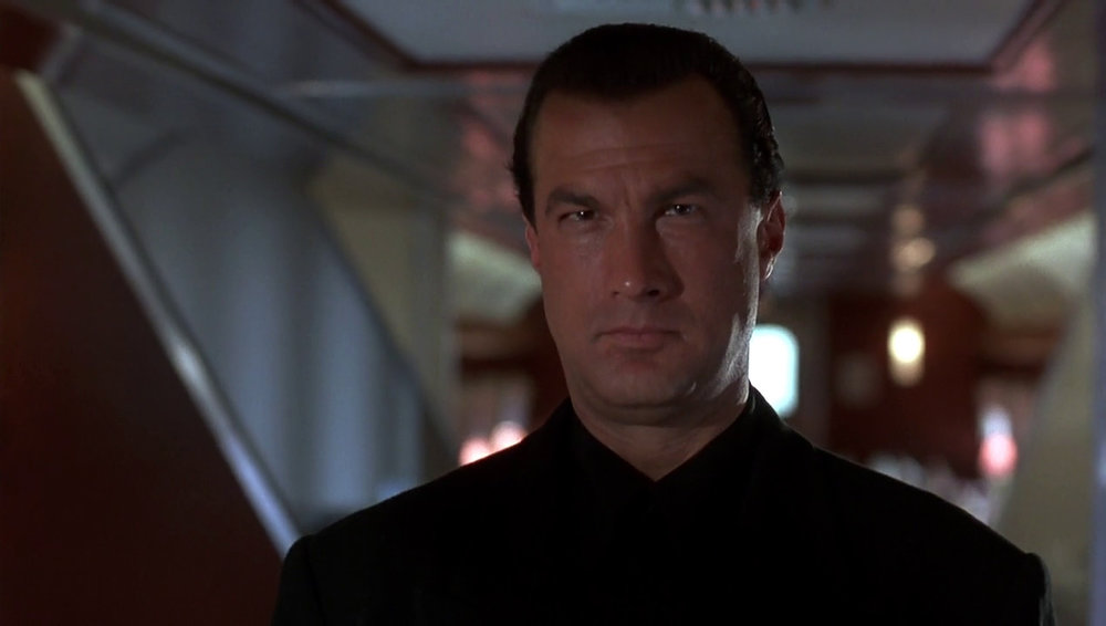 Seagal stays wavy.