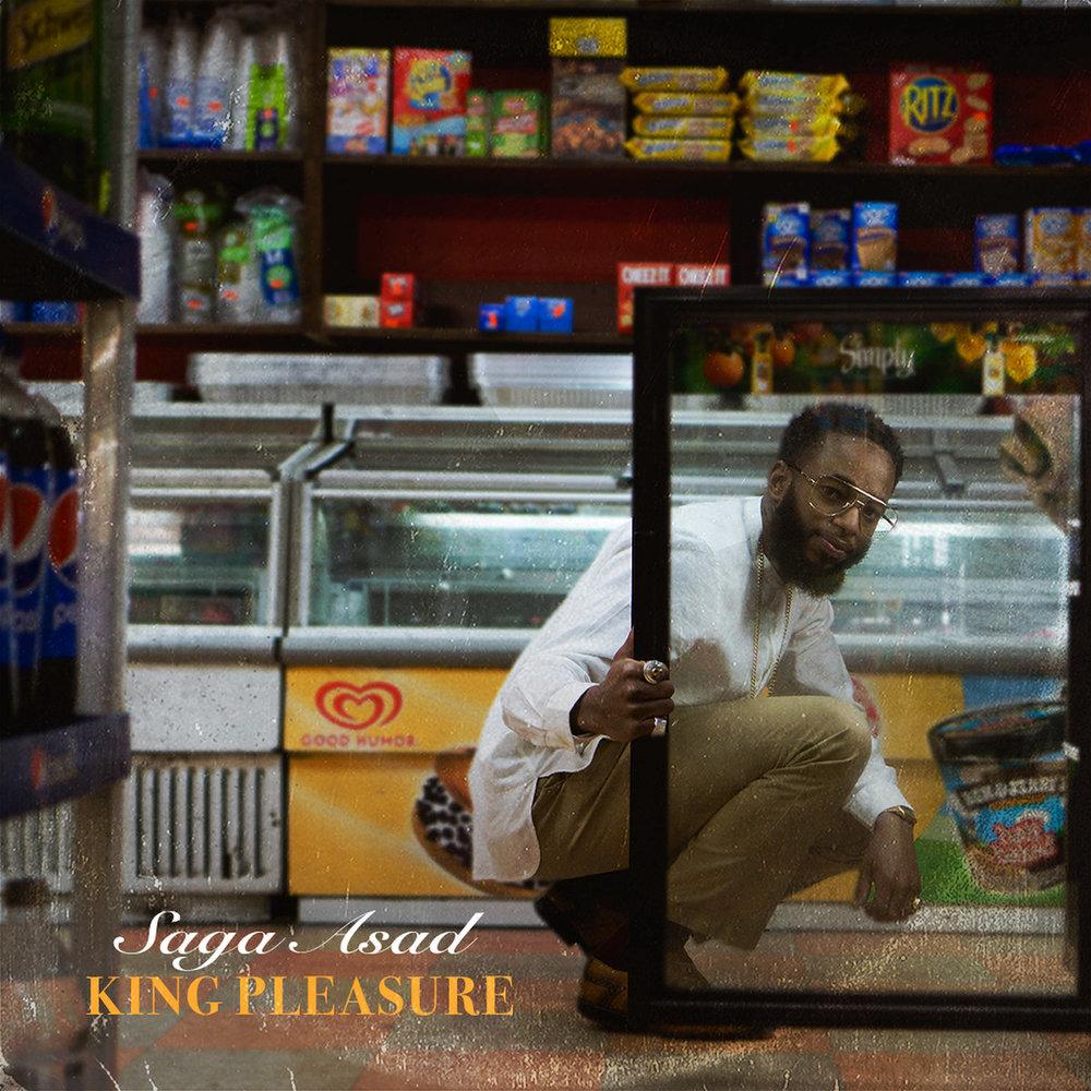 KING PLEASURE - SAGA ASAD
