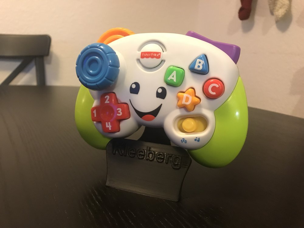 FISHER PRICE - LEARN & GAME CONTROLLER