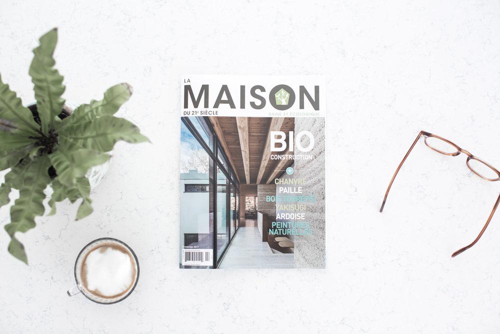 MAISON SAINE, Printemps 2017