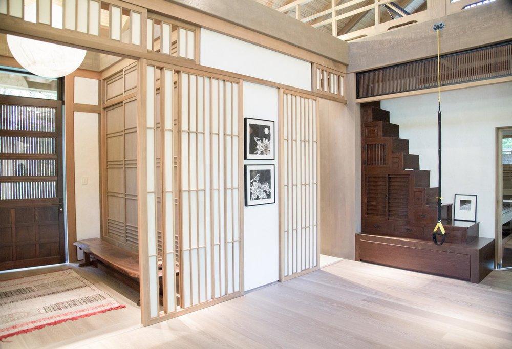 STYLE JAPONAIS - JAPANESE STYLE -