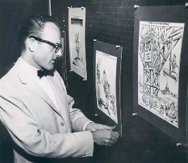 Paul Conrad, 1958