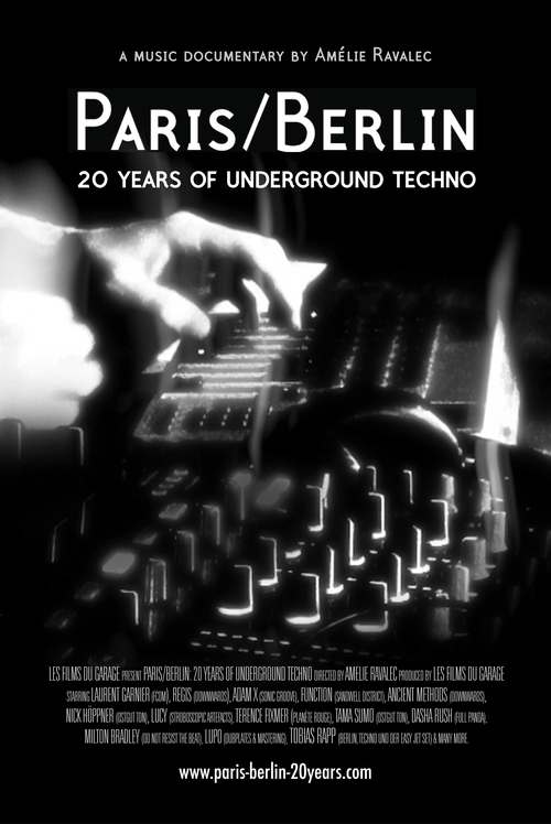 Paris Berlin 20 years Of Underground Techno