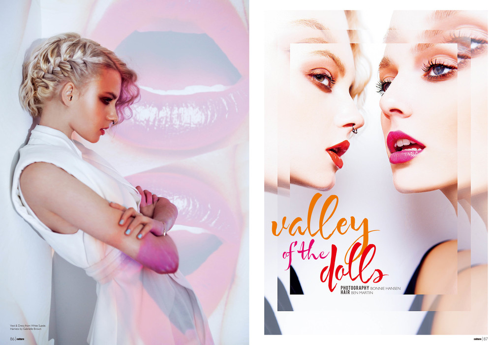 Valley of the Dolls // Culture Magazine