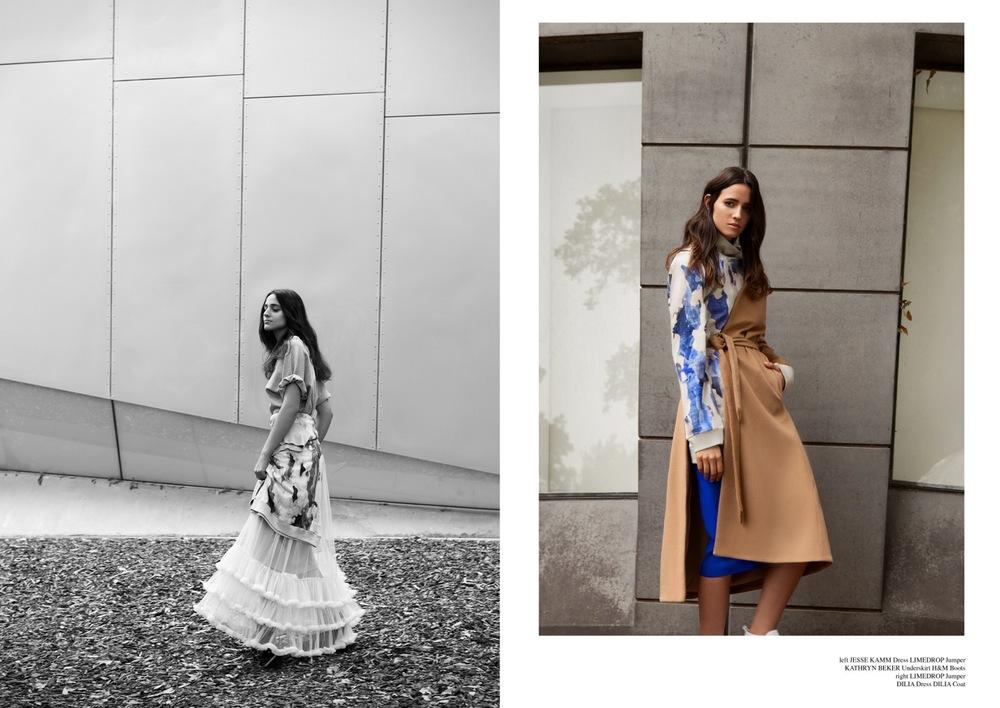 Fashion Journal: The Wanderer