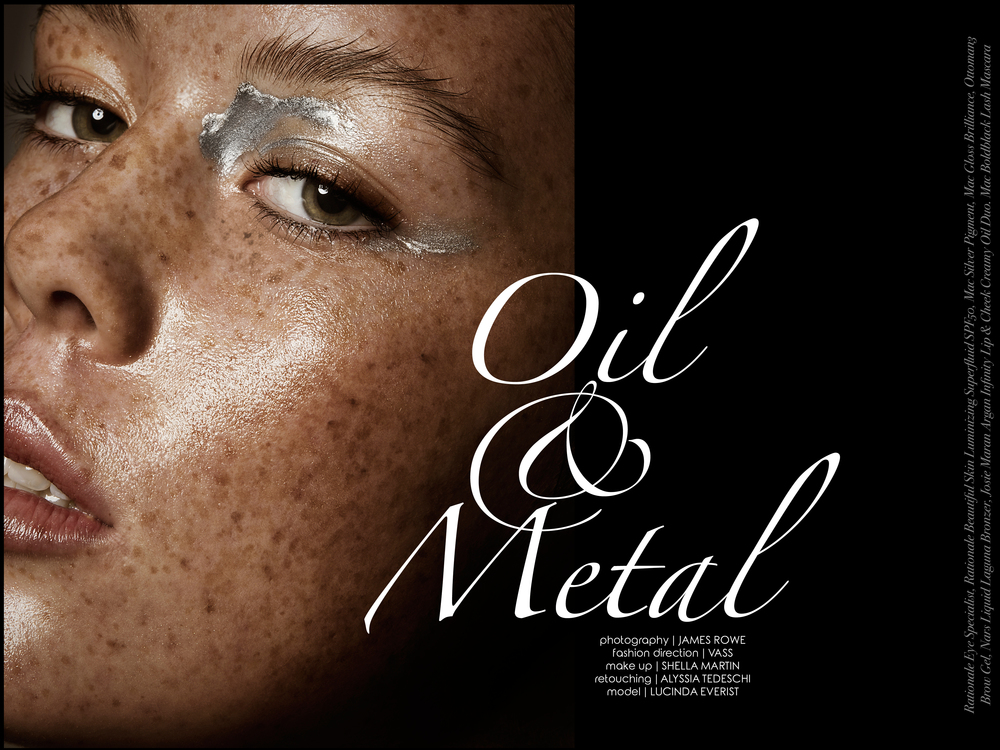 Oil & Metal Beauty