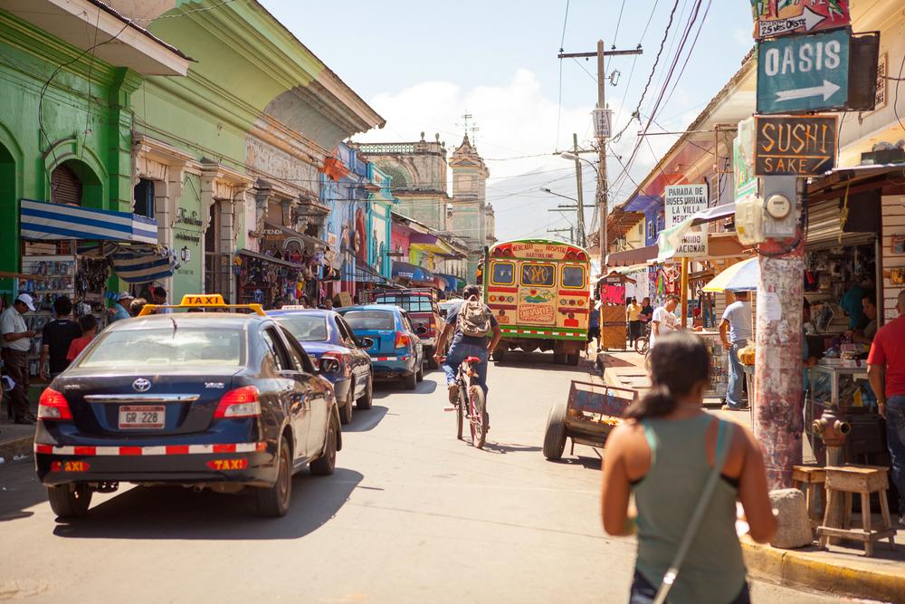 1. My trip to Nicaragua.