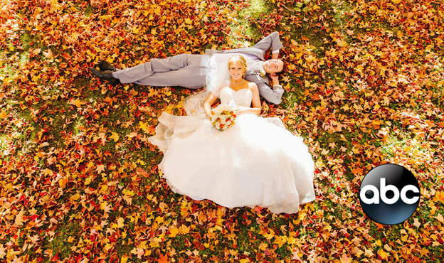 Photographer's Autumn-Themed Wedding Shots Will Take Your Breath Away - ABC NEWS