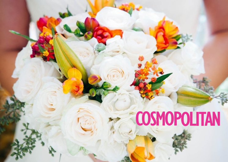 These Gorgeous Photos Will Make You Want a Fall Wedding Immediately - Cosmopolitan