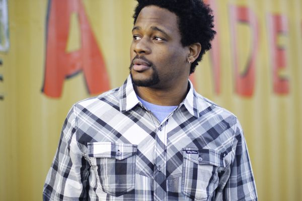 Photo: Open Mike Eagle. Credit: Jacqueline Arevalo