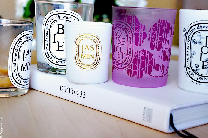 Surprise, surprise -- Diptyque candles