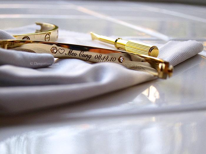 The Cartier Love Bracelet Desgettier