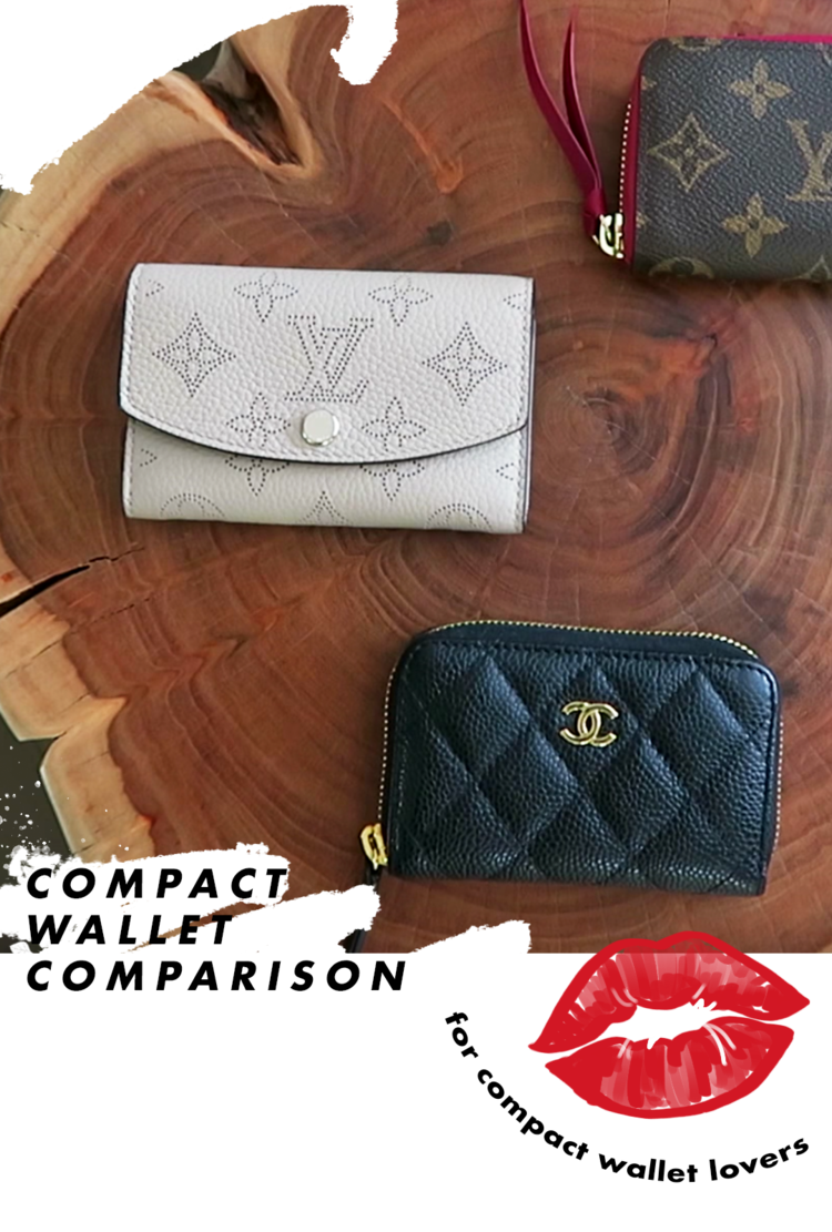 51fefd5402e5 Chanel vs Louis Vuitton Compact Wallet Comparison — Desgettier