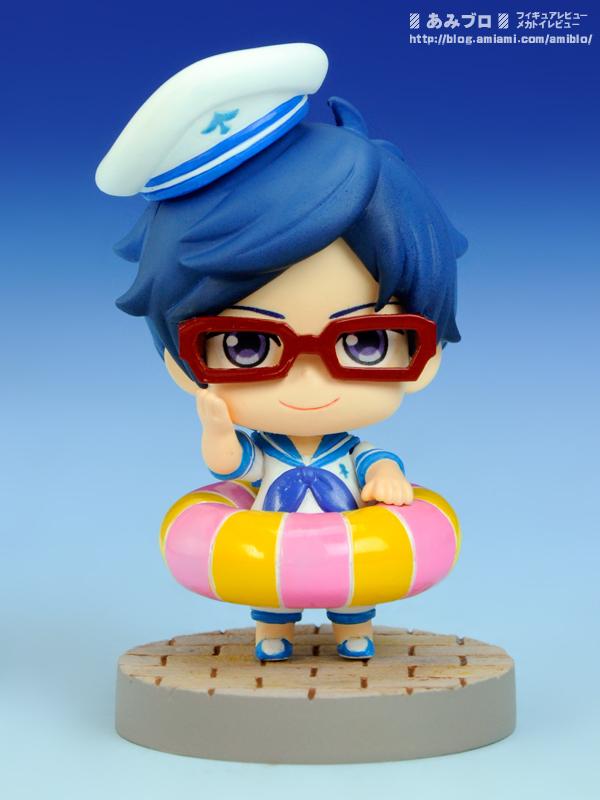 FREE Rei Ryugazaki SD figure