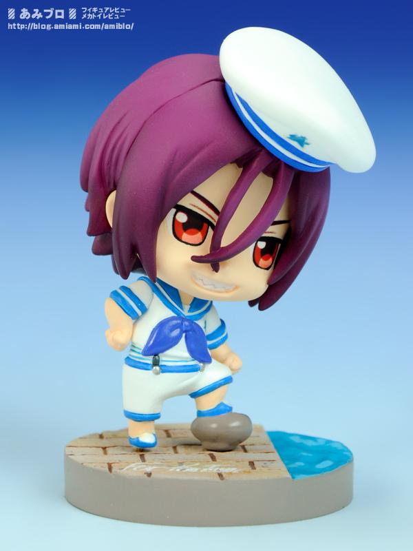 FREE Rin Matsuoka SD figure