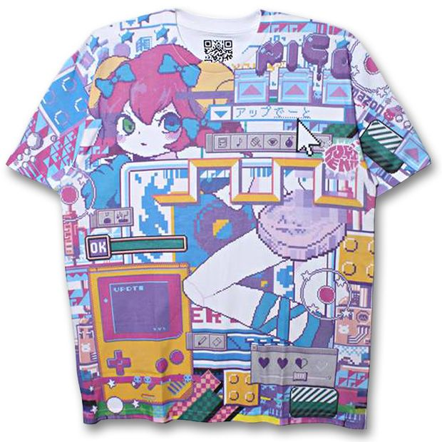 Pulse Fighter shirt