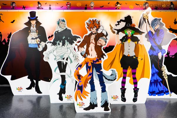 Bakumatsu Rock Halloween