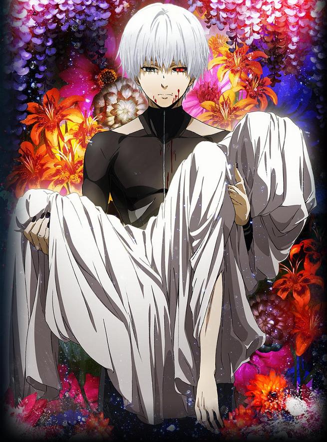 Tokyo Ghoul Season 2 anime