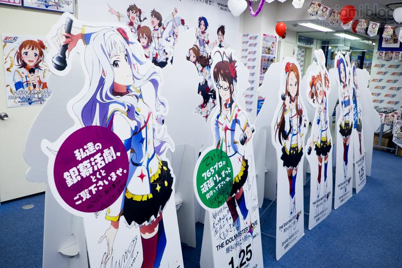 Idolmaster movie event
