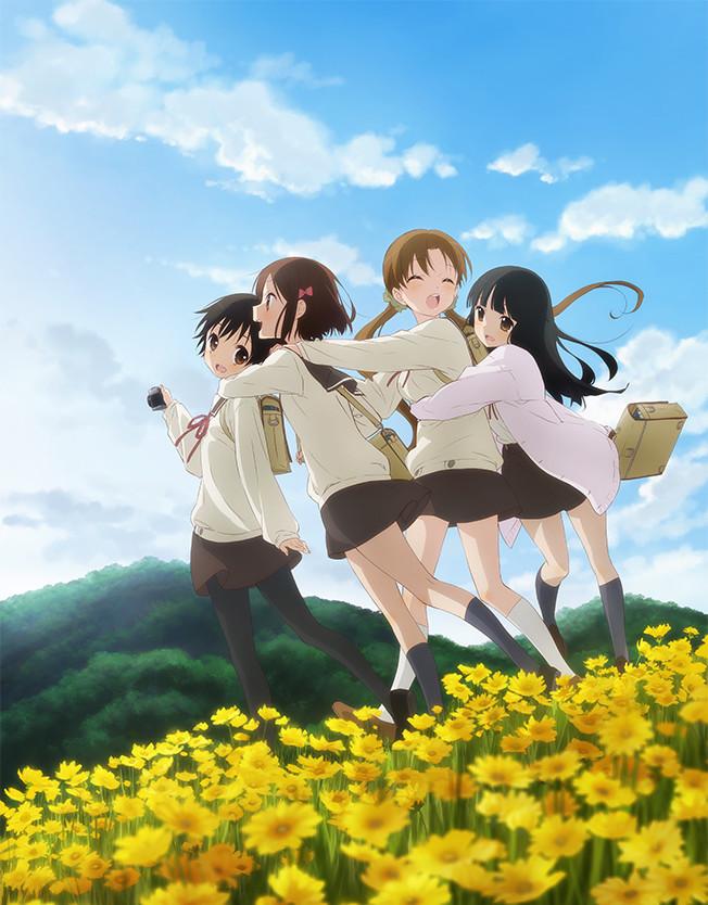Tamayura movie series