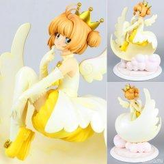 Cardcaptor Sakura - Sakura Kinomoto -Angel Crown- 1/7 Complete Figure[Plum]