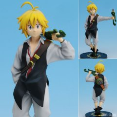 P2F - The Seven Deadly Sins: Meliodas Complete Figure [Takara Tomy]